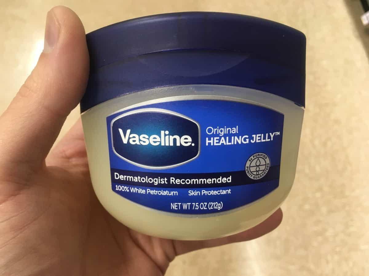 Is Vaseline Vegan?