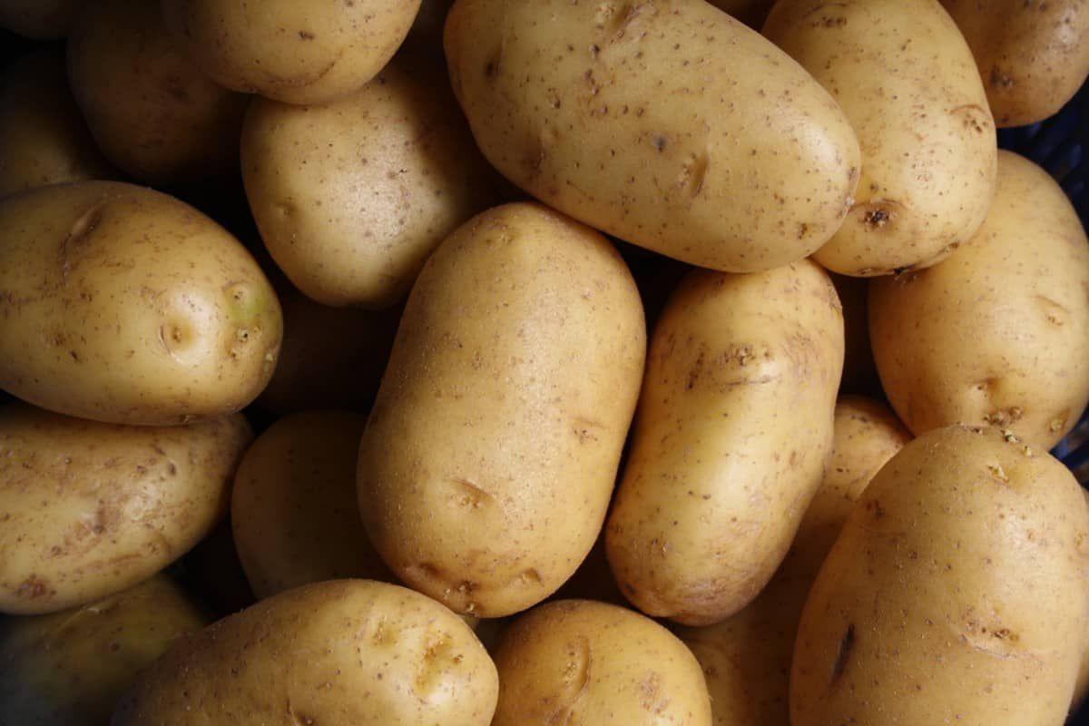 are potatoes vegan