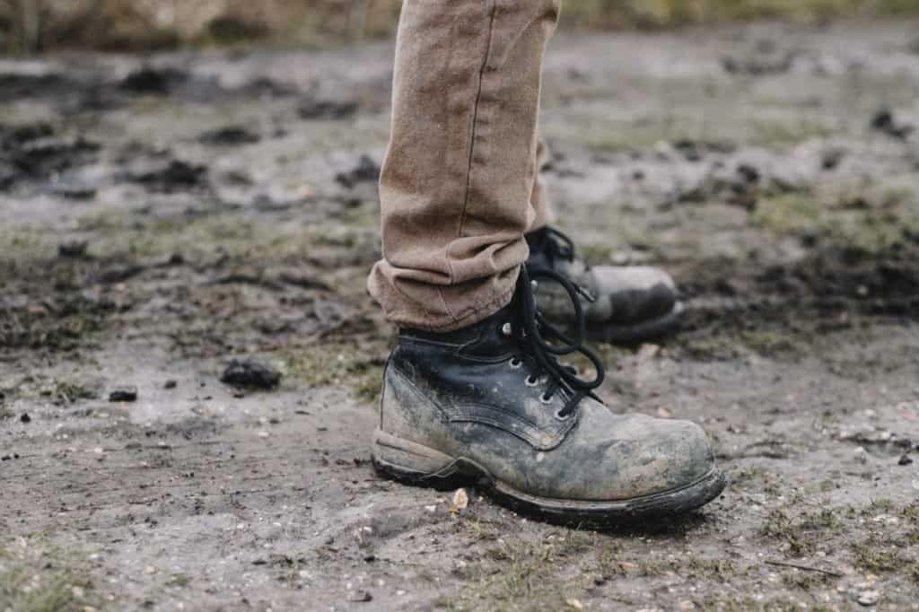 vegan work boots
