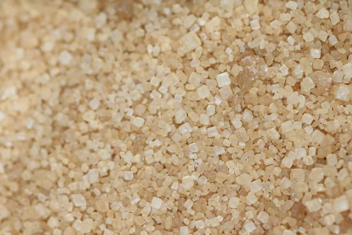 Is turbinado sugar vegan?
