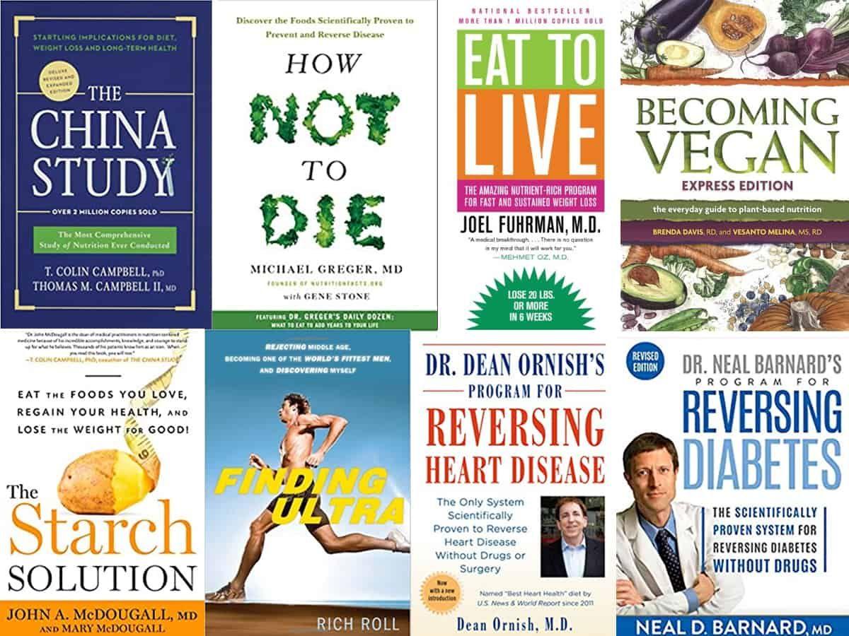 Best Vegan Nutrition Books